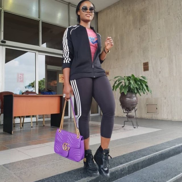 BBNaija's Cee-C talks about how she's keeping up with being famous in Nigeria