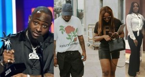Davido's girlfriend chioma