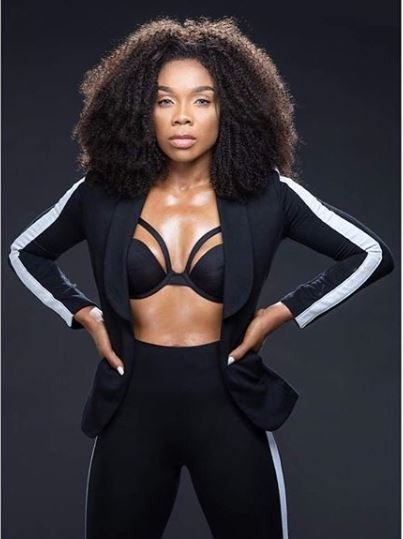 Nigerian dance queen, Kaffy is a year older today. To celebrate herself, she released new sexy photos and her husband, Joseph Ameh had some really sweets words for her.