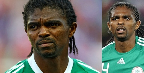 Ex-Footballer, Kanu Nwankwo robbed of N4m in Russia