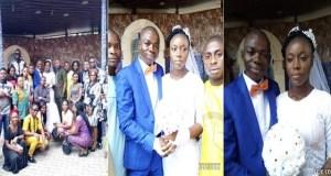 Nigerian Lady Weds