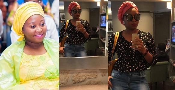 Plus-sized Nigerian lady shares