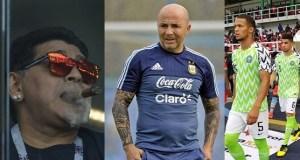 Maradona warns