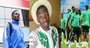 Nigeria lost
