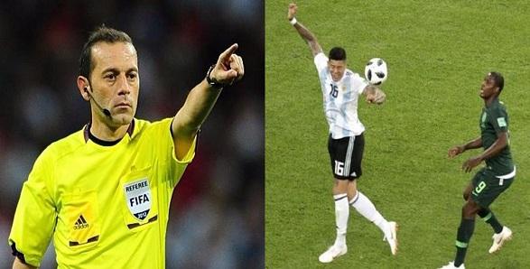 Turkish referee