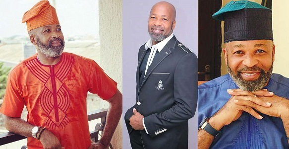 Actor Yemi Solade cries