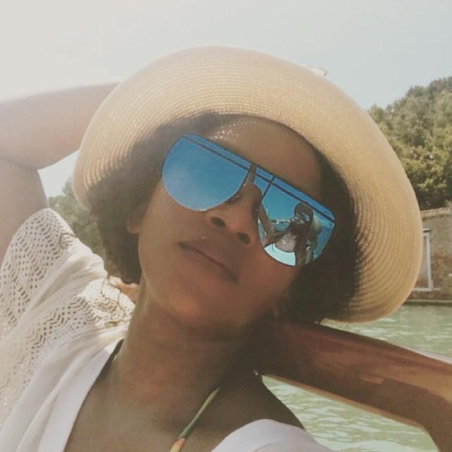Genevieve Nnaji vacation