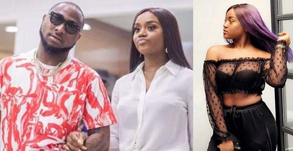 "Chioma reacts to troll Who Called Davido ""Frog Voice"""