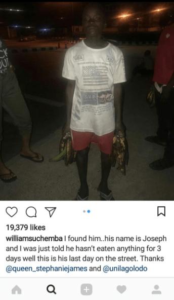 Plantain seller