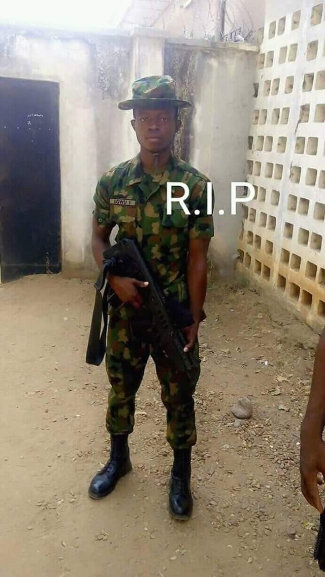 Herdsmen kill young soldier