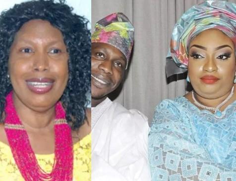 Mrs. Obasanjo