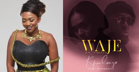 Expressblog News Music Waje Ft Timaya Kponlongo