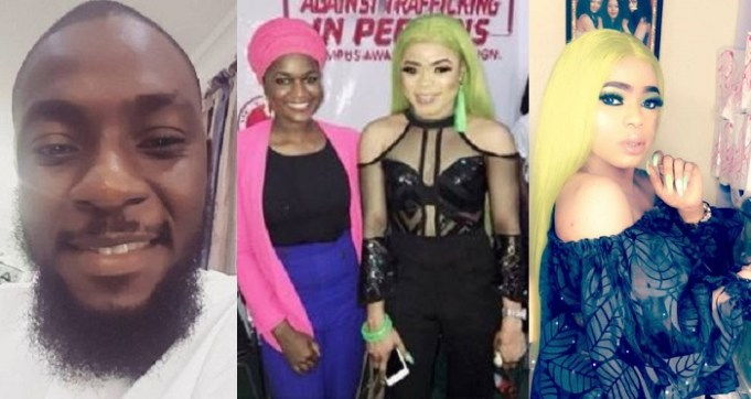 Man who Slammed Muslim Woman for Taking Picture with Bobrisky Apologizes