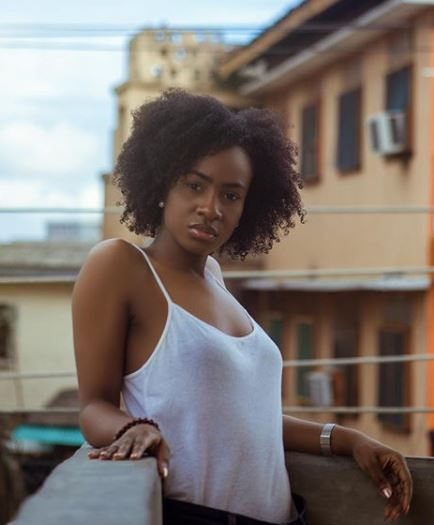 Antoinette Lecky, former Big Brother Naija housemate is one lady that doesn't want a man that would take full charge of her life in the name of marriage.