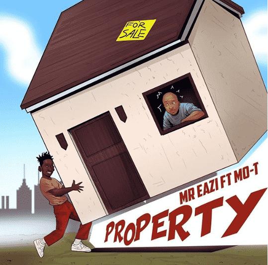 Mr. Eazi ft Mo-T Property Lyrics
