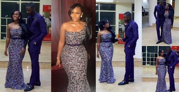 Cee-C and Leo serves couple goals as they host their first event together. (PHOTOS)
