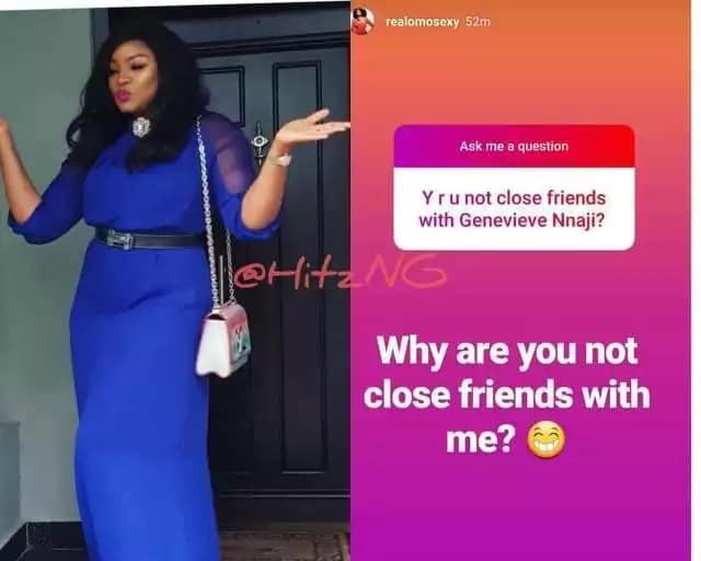 My husband wasn't rich when I met him – Omotola Jalade Ekeinde