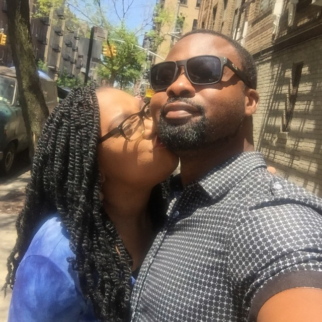 Stella Damasus gushes over husband, Daniel Ademinokan on his birthday