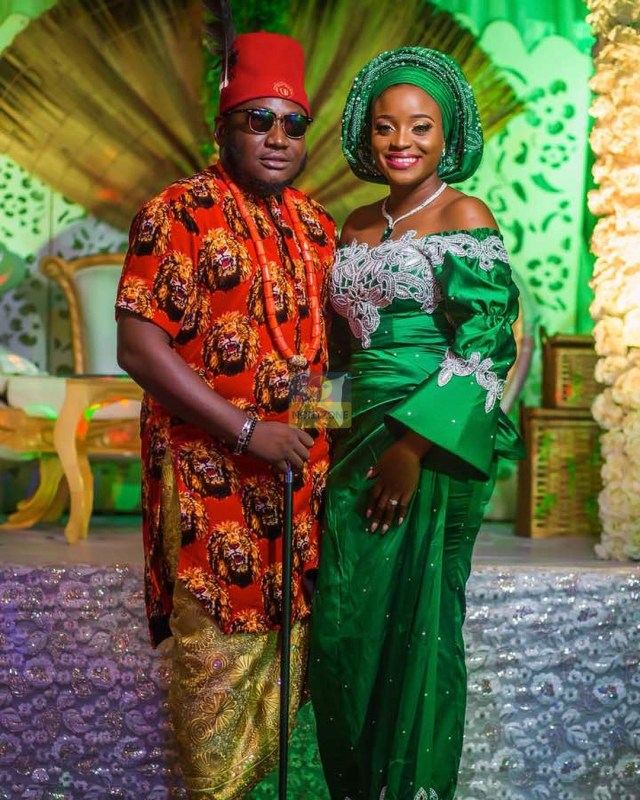 Photos from Ajebo & Uchechi Kalu's Traditional Wedding