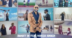Banky W ft Nonso Amadi Running After U video