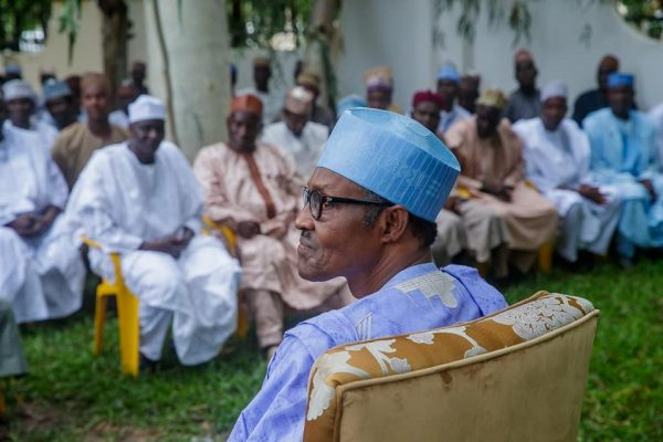 President Buhari hosts