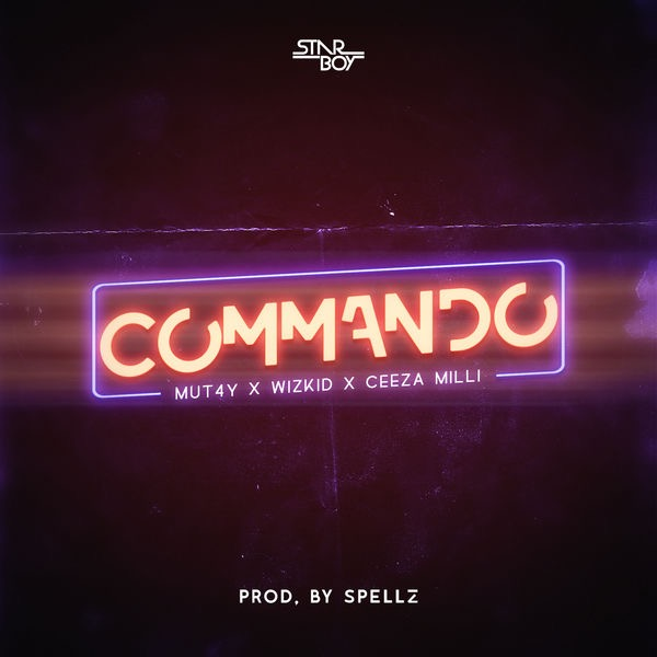 Mut4y Wizkid Ceeza Milli Commando video