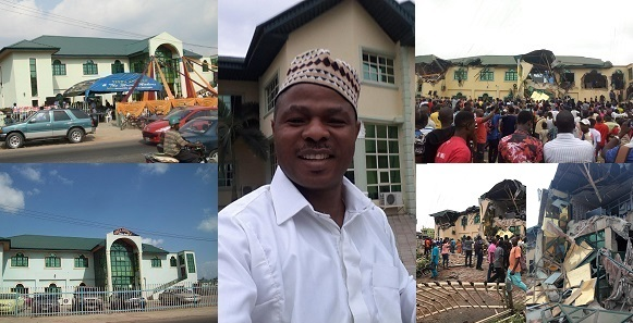Image result for Before and After photos of Yinka Ayefele's N800 million Music House