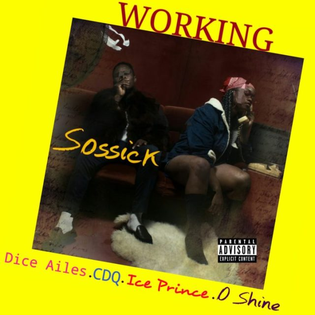 Sossick working