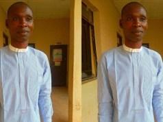Benue lecturer arrested