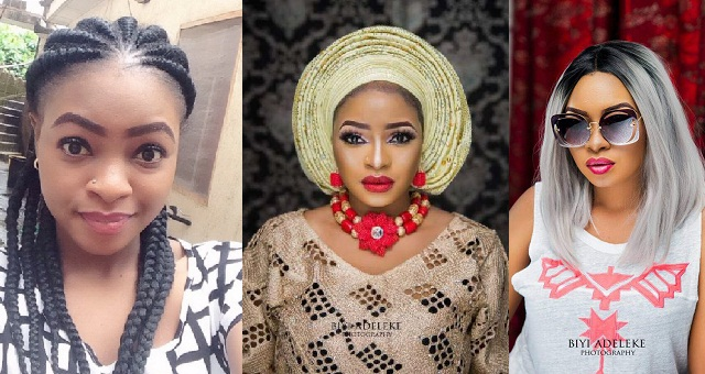 Nigerian Actress Adelewa reveals