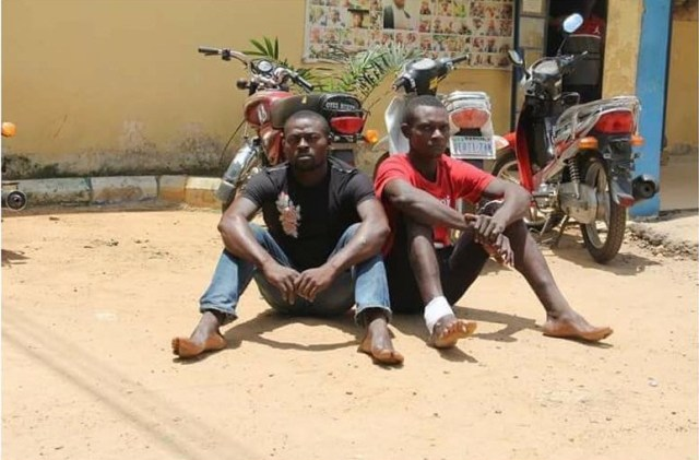 Police Nab Gay Man in Bauchi After Breaking into Another Man's House to Rape Him