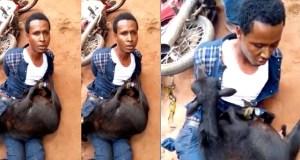 pastor caught stealing