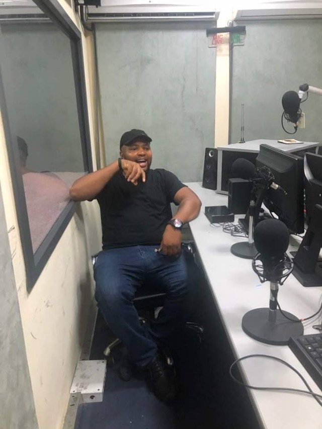 Nigerian man shades