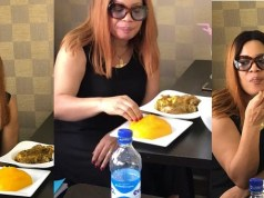 Monalisa Chinda pictured