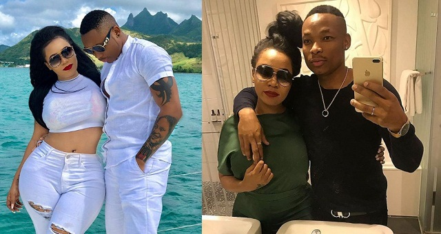 Vera Sidika shares more messages from her 'gold digger' ex, Otile Brown