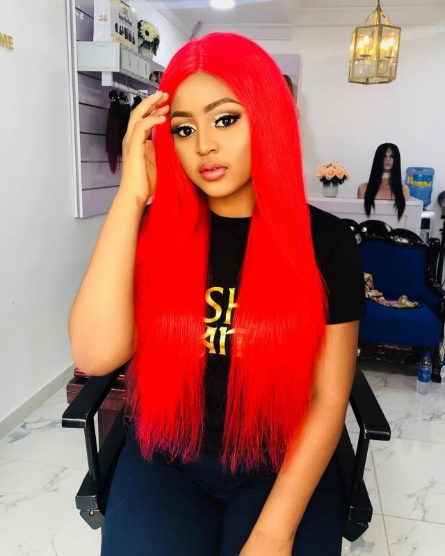 Teen actress, Regina Daniels flaunts new look Check It Out.