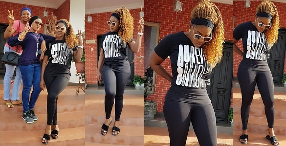 Nollywood Actress Mercy Johnson looks very Slim and Beautiful, See Her New Photos