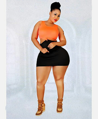 """Men find my body irresistible"" – Curvaceous actress, Angel Christopher declares"