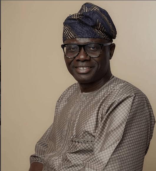 Babajide Sanwo-Olu declares
