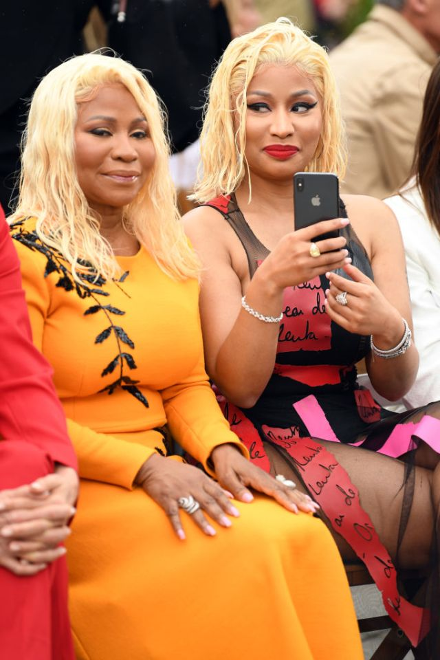 Nicki Minaj mother