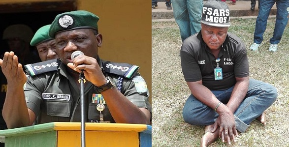 "Image result for ""Check people's bank account balances and get dismissed"" - IGP Ibrahim Idris warns FSARS"