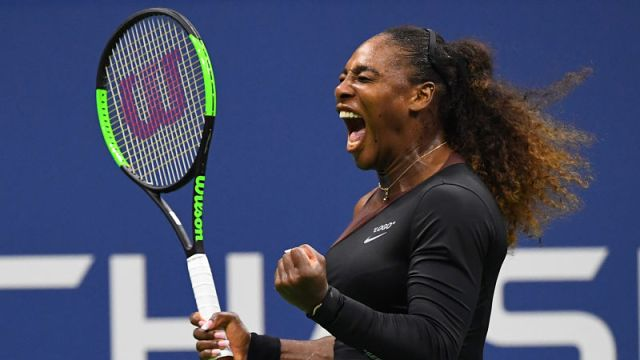 Serena Williams ruthlessly defeats