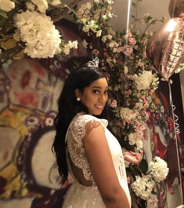 Lovely photos from Sharon Oyakhilome's bridal shower