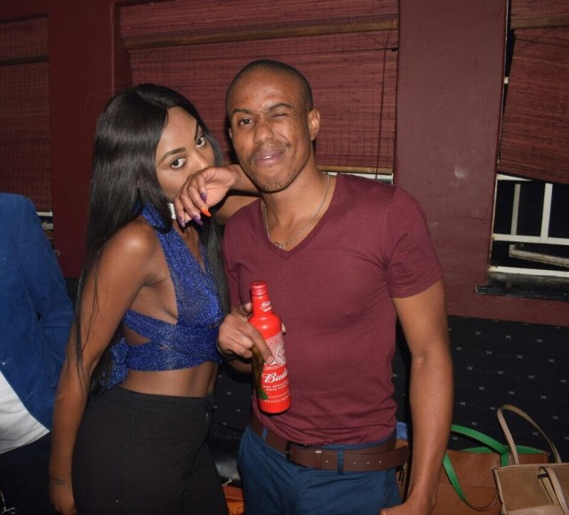 Man left heartbroken after his girlfriend lied she was sick but he spotted her partying with Casper Nyovest
