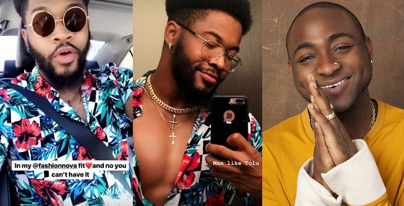 Davido is trash — Nigerian Lady calls him out