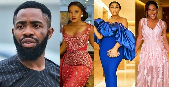 Image result for Some actresses that came for AMVCA are still stuck at Eko Hotel – Comedian, Woli Arole