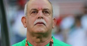 Former Algeria manager reveals