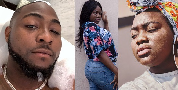 Image result for Davido offers to pay 17-year-old girl's tuition after calling her 'broke, fat & ugly' on Instagram.