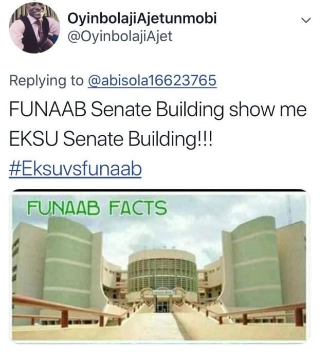 EKSU vs FUNAAB