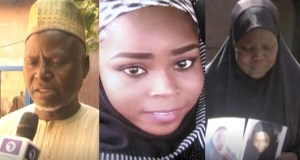 Parents of aide worker Hauwa Liman